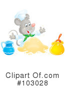Mouse Clipart #103028 by Alex Bannykh