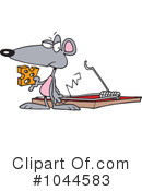 Royalty-Free (RF) Mouse Clipart Illustration #1044583