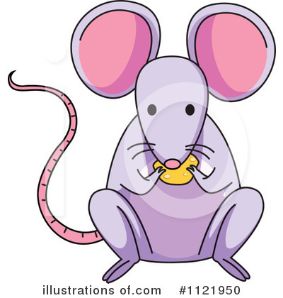 Mouse Clipart #1121950 by Graphics RF