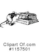 Royalty-Free (RF) Mouse Clipart Illustration #1157501