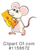 Mouse Clipart #1158672 by Graphics RF