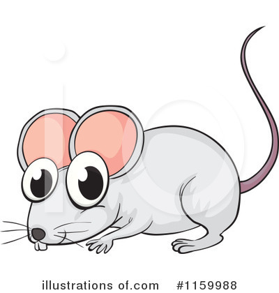 Mouse Clipart #1159988 by Graphics RF