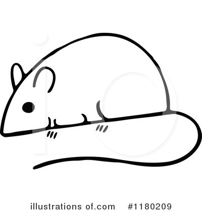 Royalty-Free (RF) Mouse Clipart Illustration by Prawny Vintage - Stock ...