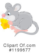Mouse Clipart #1199677 by Alex Bannykh