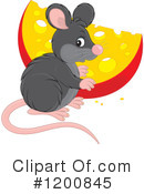 Mouse Clipart #1200845 by Alex Bannykh