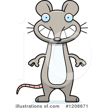Mouse Clipart #1208671 by Cory Thoman