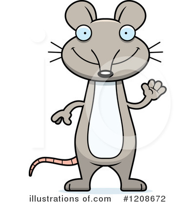 Mouse Clipart #1208672 by Cory Thoman