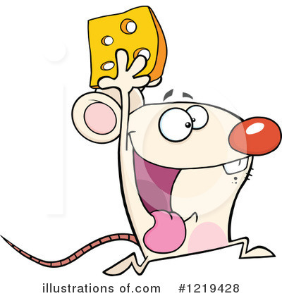 Rat Clipart #1219428 by Hit Toon