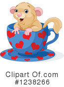 Mouse Clipart #1238266 by Pushkin