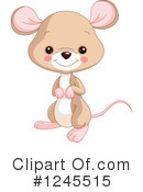 Mouse Clipart #1245515 by Pushkin