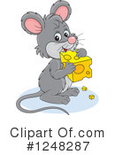 Mouse Clipart #1248287 by Alex Bannykh