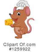 Mouse Clipart #1259922 by BNP Design Studio