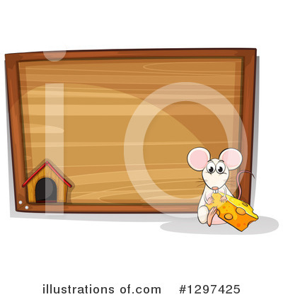 Bulletin Board Clipart #1297425 by Graphics RF