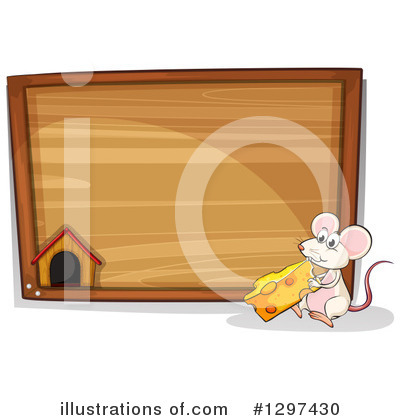 Bulletin Board Clipart #1297430 by Graphics RF