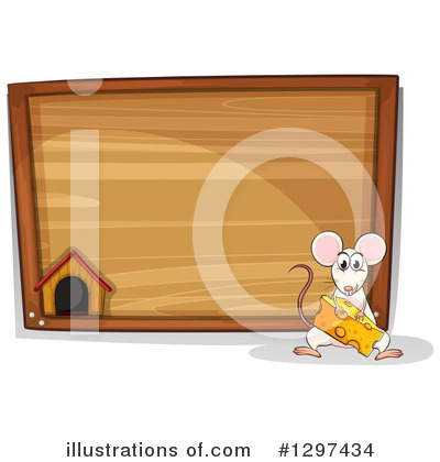 Bulletin Board Clipart #1297434 by Graphics RF