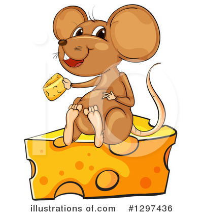 Royalty-Free (RF) Mouse Clipart Illustration by Graphics RF - Stock Sample #1297436