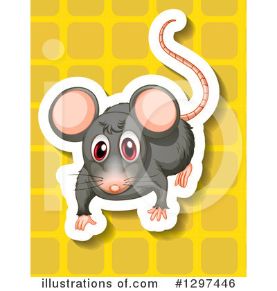 Mouse Clipart #1297446 by Graphics RF