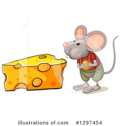 Mouse Clipart #1297454 by Graphics RF