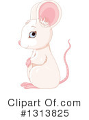 Mouse Clipart #1313825 by Pushkin