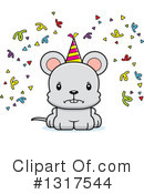 Mouse Clipart #1317544 by Cory Thoman