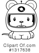 Mouse Clipart #1317638 by Cory Thoman