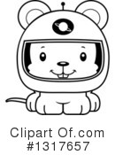 Mouse Clipart #1317657 by Cory Thoman