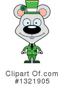 Mouse Clipart #1321905 by Cory Thoman