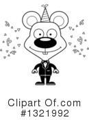 Mouse Clipart #1321992 by Cory Thoman