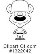 Mouse Clipart #1322042 by Cory Thoman