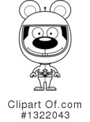 Mouse Clipart #1322043 by Cory Thoman