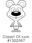Mouse Clipart #1322067 by Cory Thoman