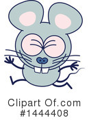 Mouse Clipart #1444408 by Zooco