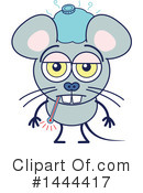 Mouse Clipart #1444417 by Zooco