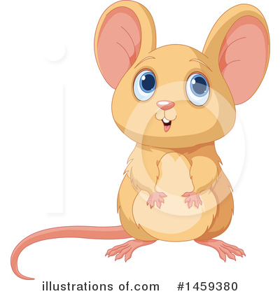 Mouse Clipart #1459380 by Pushkin
