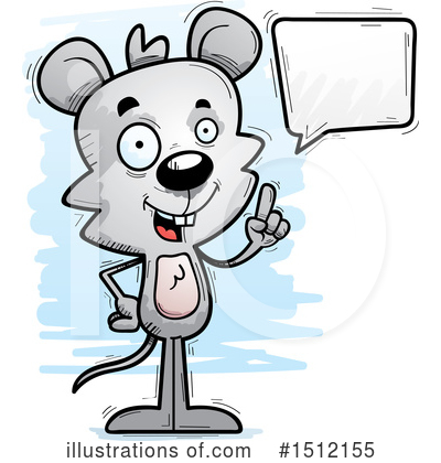 Mouse Clipart #1512155 by Cory Thoman