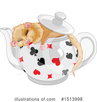 Mouse Clipart #1513998 by Pushkin