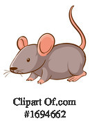 Mouse Clipart #1694662 by Graphics RF