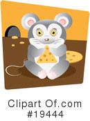 Mouse Clipart #19444 by Vitmary Rodriguez