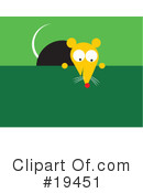 Mouse Clipart #19451 by Venki Art