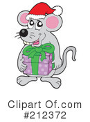Royalty-Free (RF) Mouse Clipart Illustration #212372