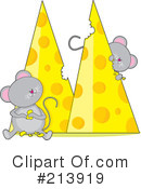 Royalty-Free (RF) Mouse Clipart Illustration #213919