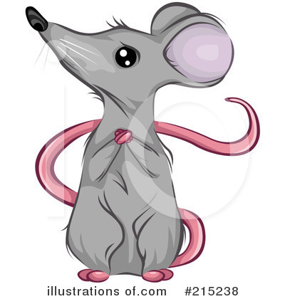 Mouse Clipart #215238 by BNP Design Studio