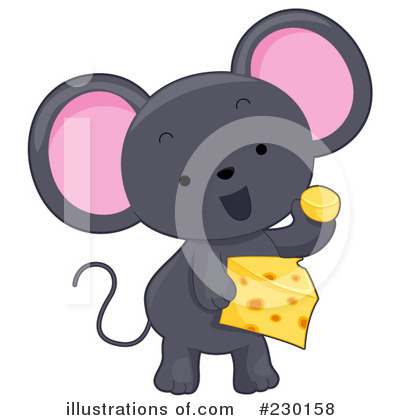 Mouse Clipart #230158 by BNP Design Studio