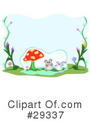 Mouse Clipart #29337 by bpearth