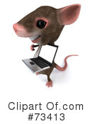 Mouse Clipart #73413 by Julos