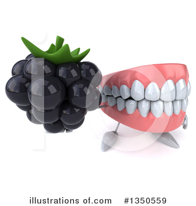 Blackberry Clipart #1350559 by Julos