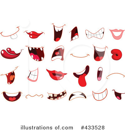 Mouth Clipart #433528 by yayayoyo