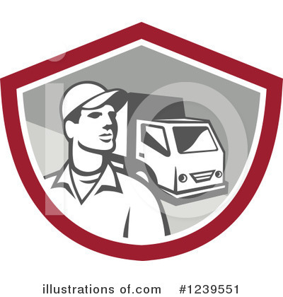 Mover Clipart #1239551 by patrimonio