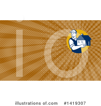 Mover Clipart #1419307 by patrimonio
