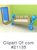 Movers Clipart #21135 by 3poD